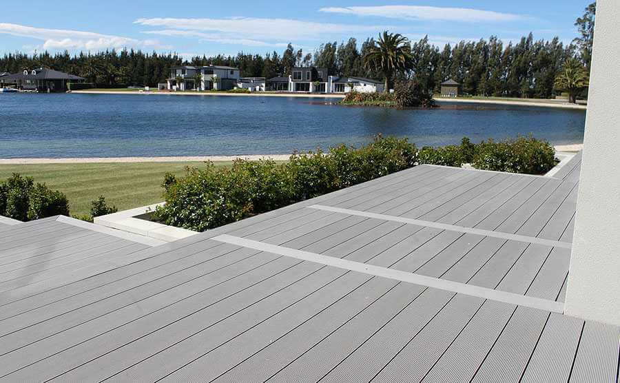 Hollow Decking