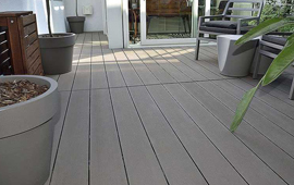 Solid Decking