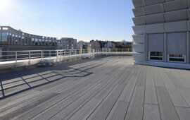 Co Extrusion Decking