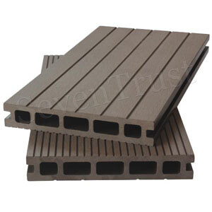 Hollow Composite Decking QZ-02A