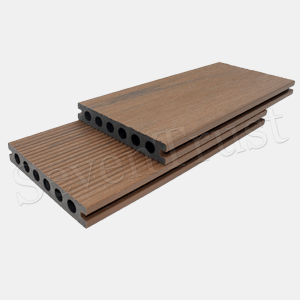 Co-Extrusion Decking STC-138H23-B 138X23mm white