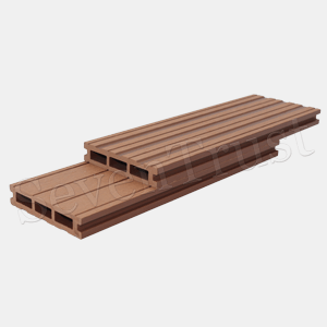 WPC Hollow Decking ST-100H25