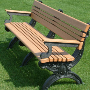 Outdoor Bench model 1