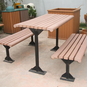 Outdoor Bench model 4