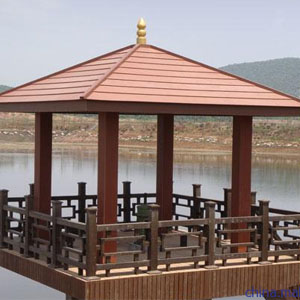 Outdoor Pavilion model2