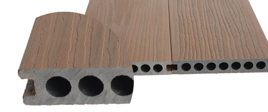 Cheap Best Co-extrusion Decking