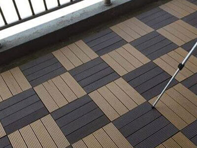 Different DIY Decking Color