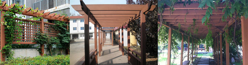 Advantages of Outdoor Garden Pergola Applications