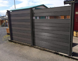 Wood Plastic Fence