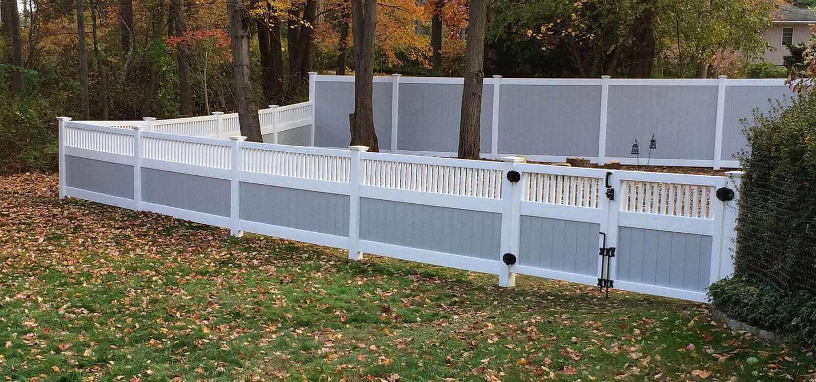 Outdoor Fence Product Online Install