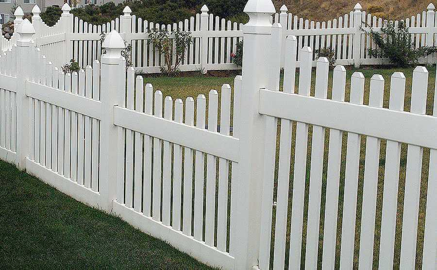 Anti-moth PVC Fence