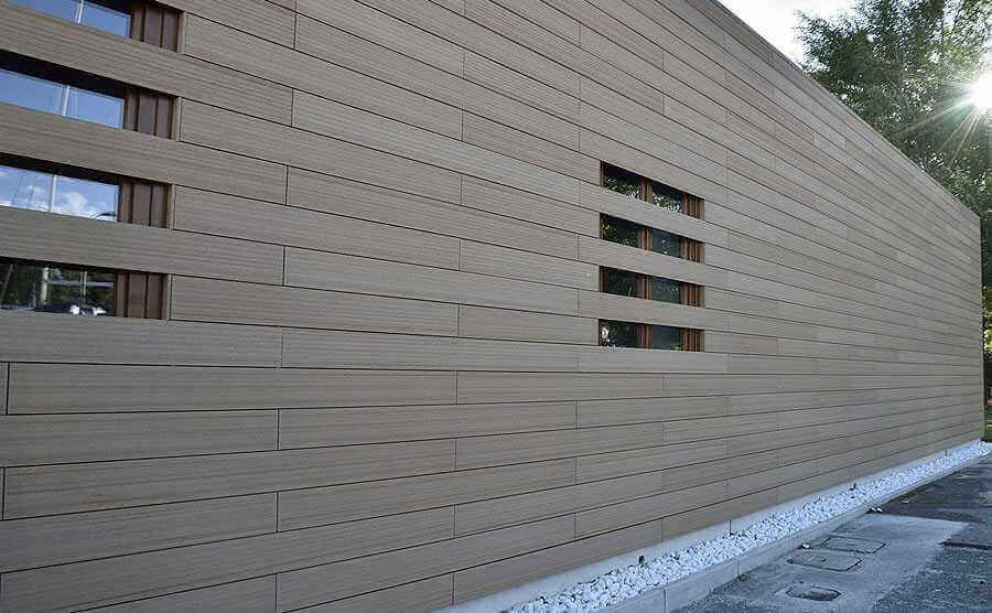 Waterproof Outdoor Wall Panel