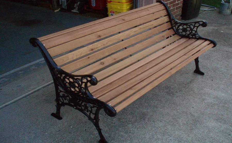 The Advantage of Plastic Wood Park Bench