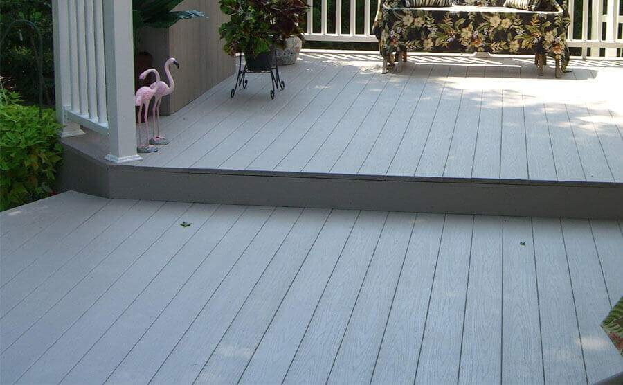WPC Deck are the Best of the Outdoor Floor
