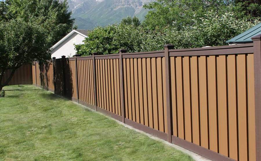 Environment-Friendly Outdoor Fence