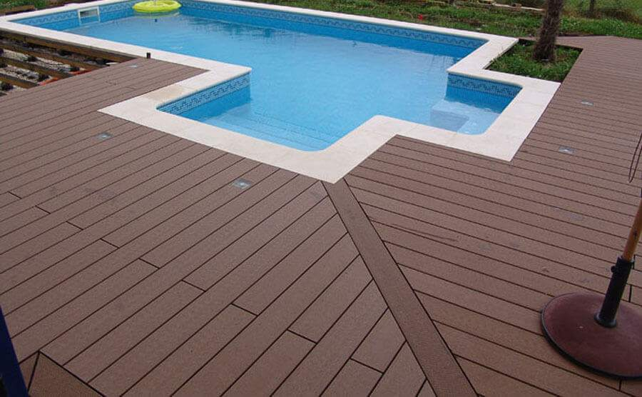 Use Of PVC Wood Plastic Board