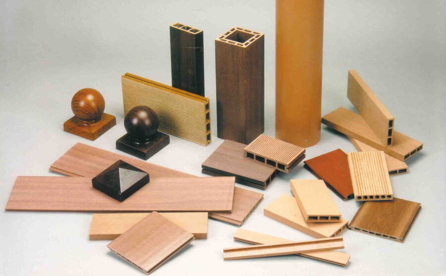Wood Plastic Production Processing