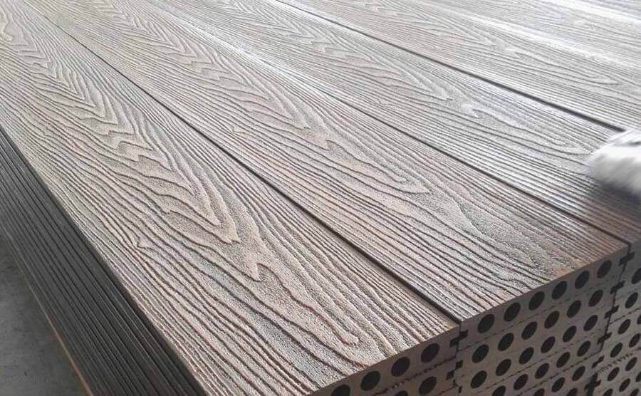 Introduction to Wood Plastic Composite Products