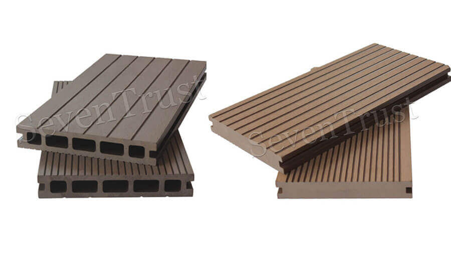 Hollow Decking and Solid Decking