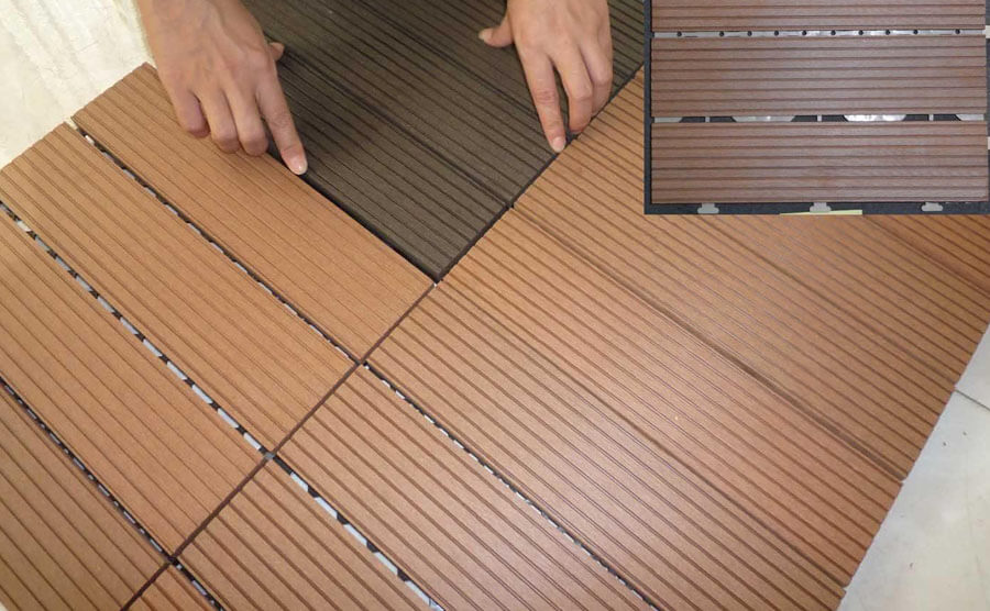 Comfortable DIY Decking