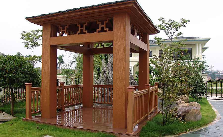 Outdoor Pavilion Features