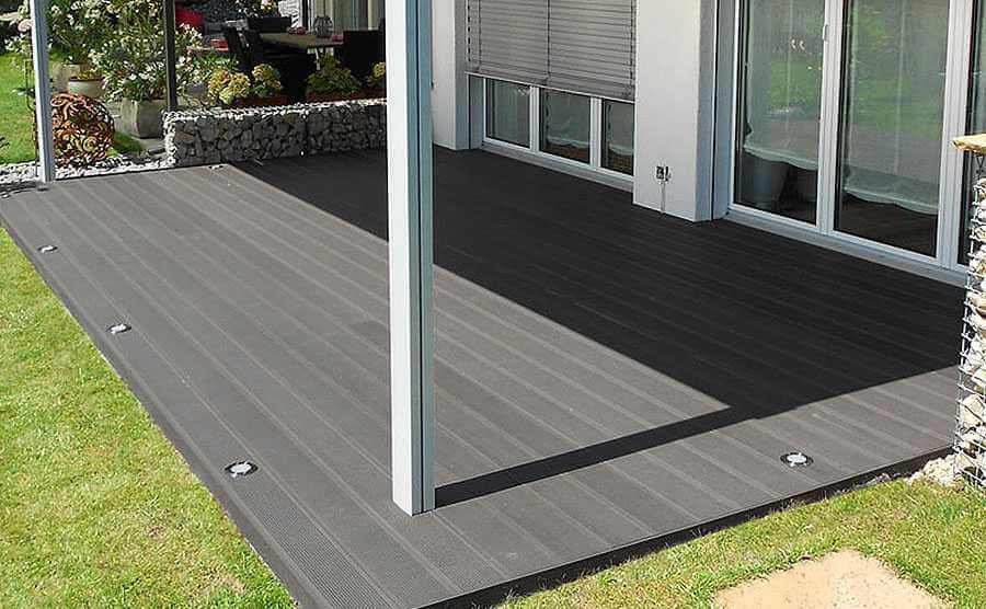 Best Outdoor Solid Decking