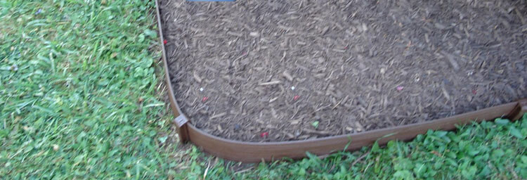 install garden edging product