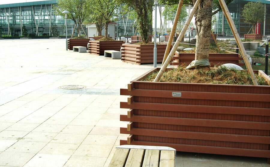 The Role of Outdoor WPC Bench And Flower Box