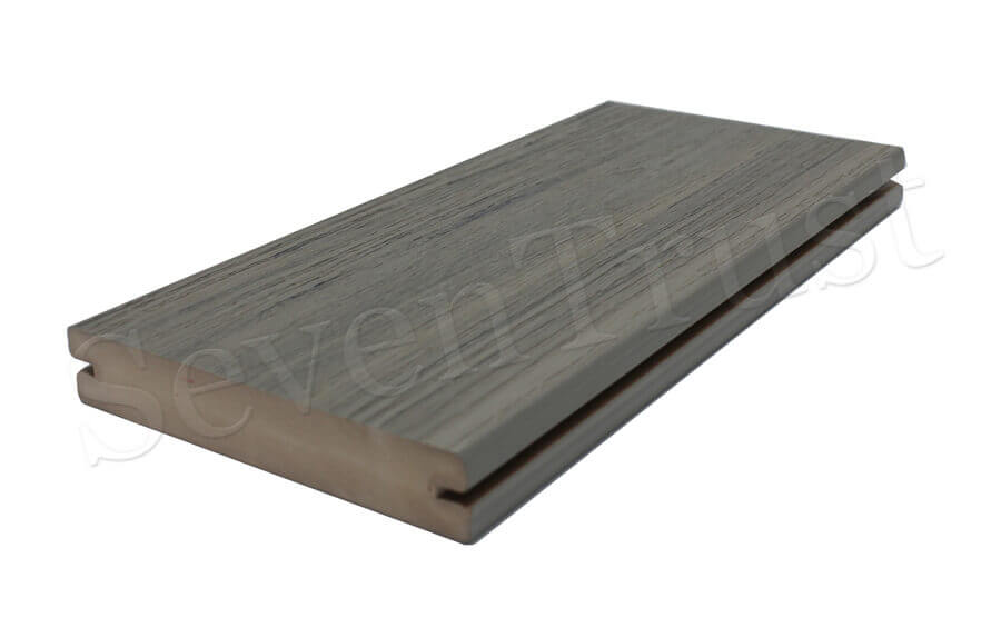 Improve the dimension stability of PVC decking