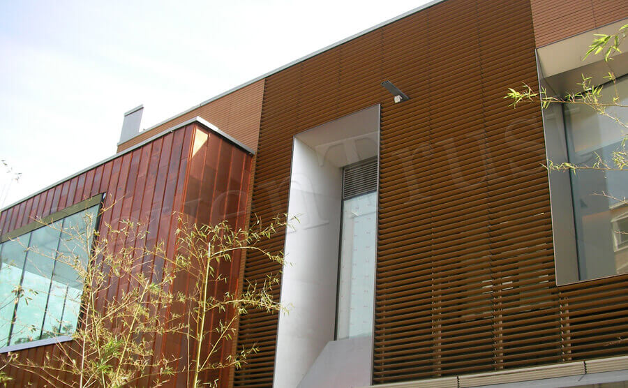 Advantages of Wood Plastic Composite Wall Panel