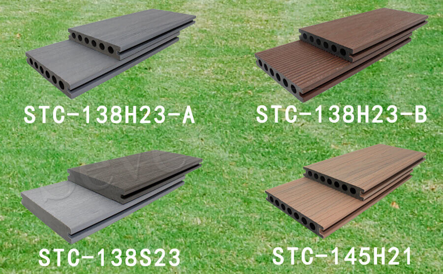Development of PVC Co-Extrusion Decking