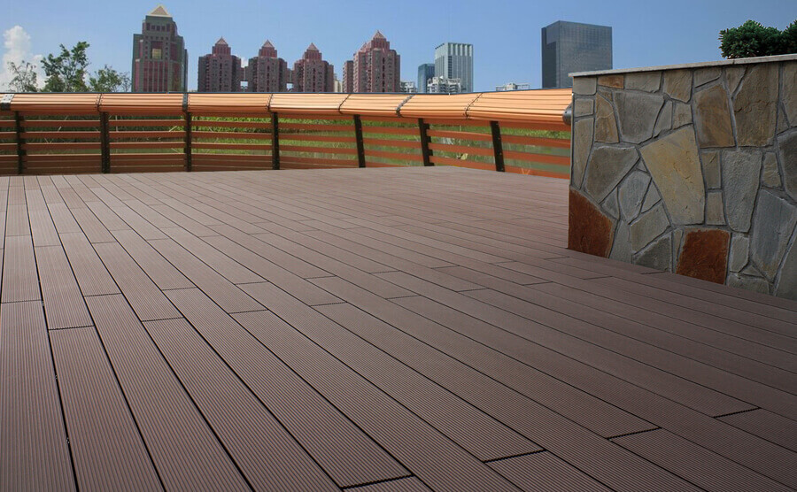 Outdoor Wood Plastic Composite Material Performance Analysis