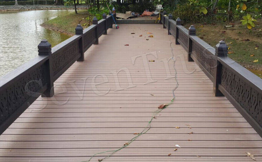 Wood Plastic Composite Materials Unique Advantages