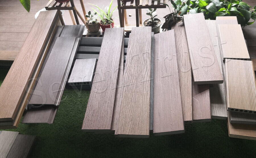 The Processing of Wood Plastic Composite Materials