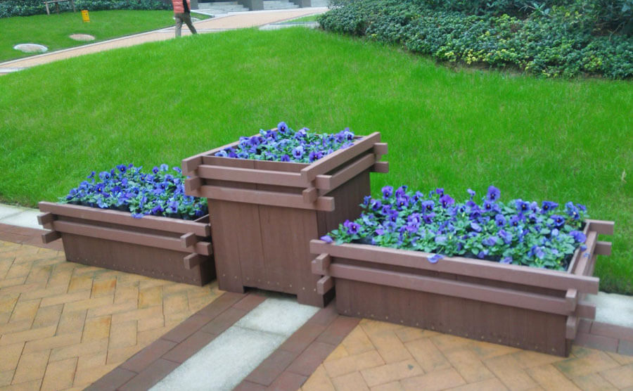 Outdoor Flower Box