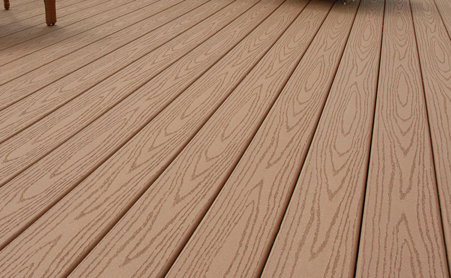 Outdoor PVC Decking Products