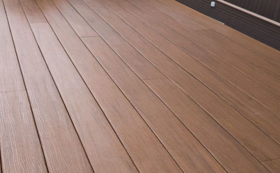 The Difference Between PVC Decking Board and Density Board
