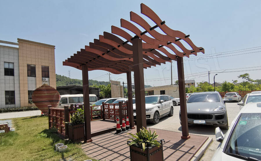 Build Pergola Design In Your Garden