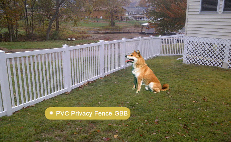The Best Proof of a Garden PVC Fence