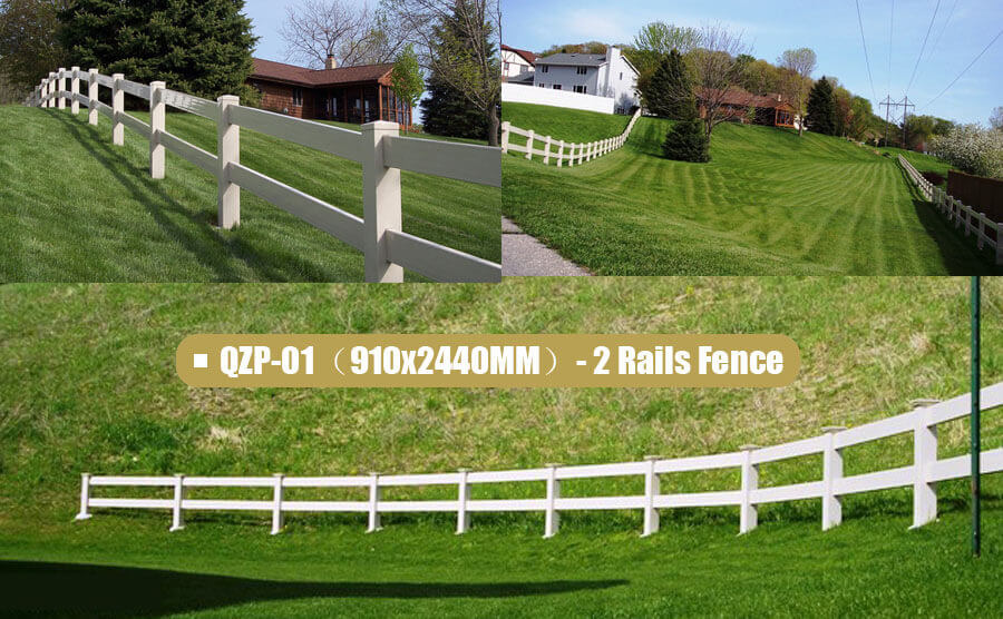 Select And Install Vinyl Fence