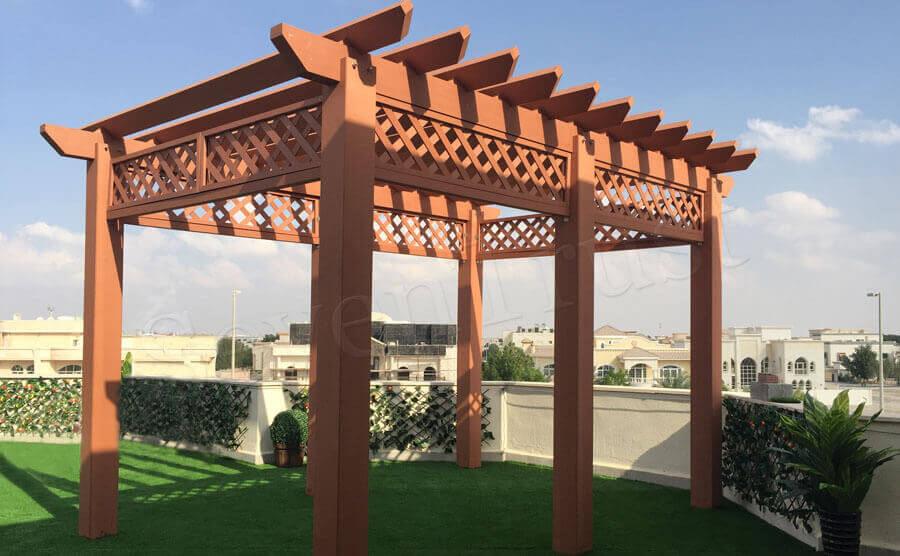 Pergola Project in Dubai