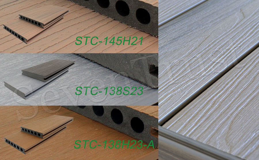 Polymethacrylate Co-extruded Composite Profiles