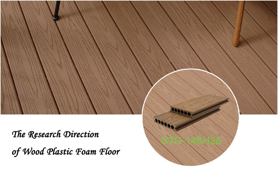 The Research Direction of Wood Plastic Foam Floor
