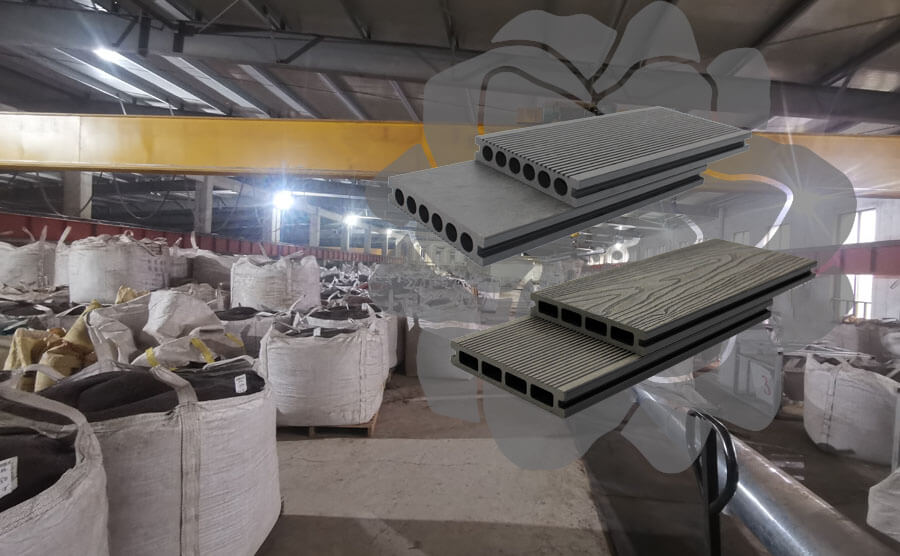 The Prospect of Straw Biomass Plastic Wood Composite Material